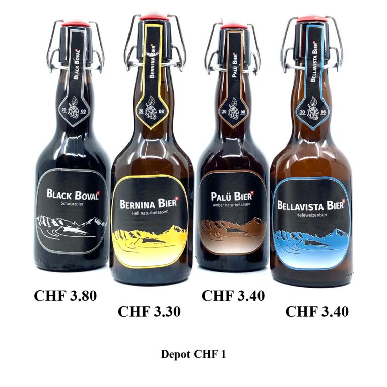 Engadiner Bier